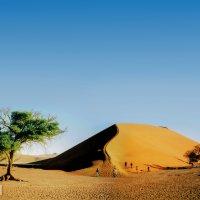 Namíbia – A kontrasztok országa