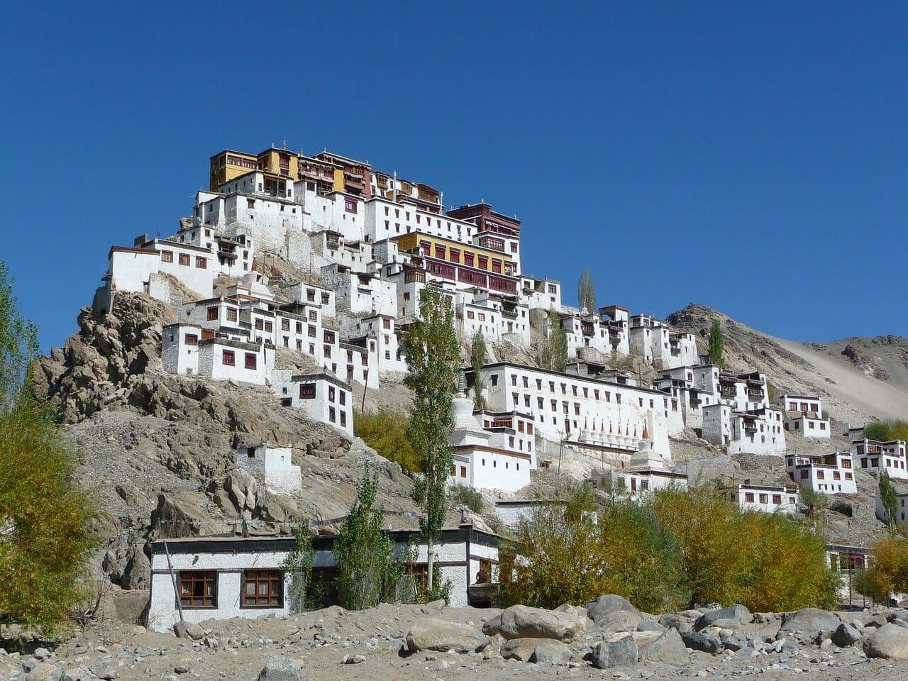 Rajasthan sivatagjától a Himalájáig