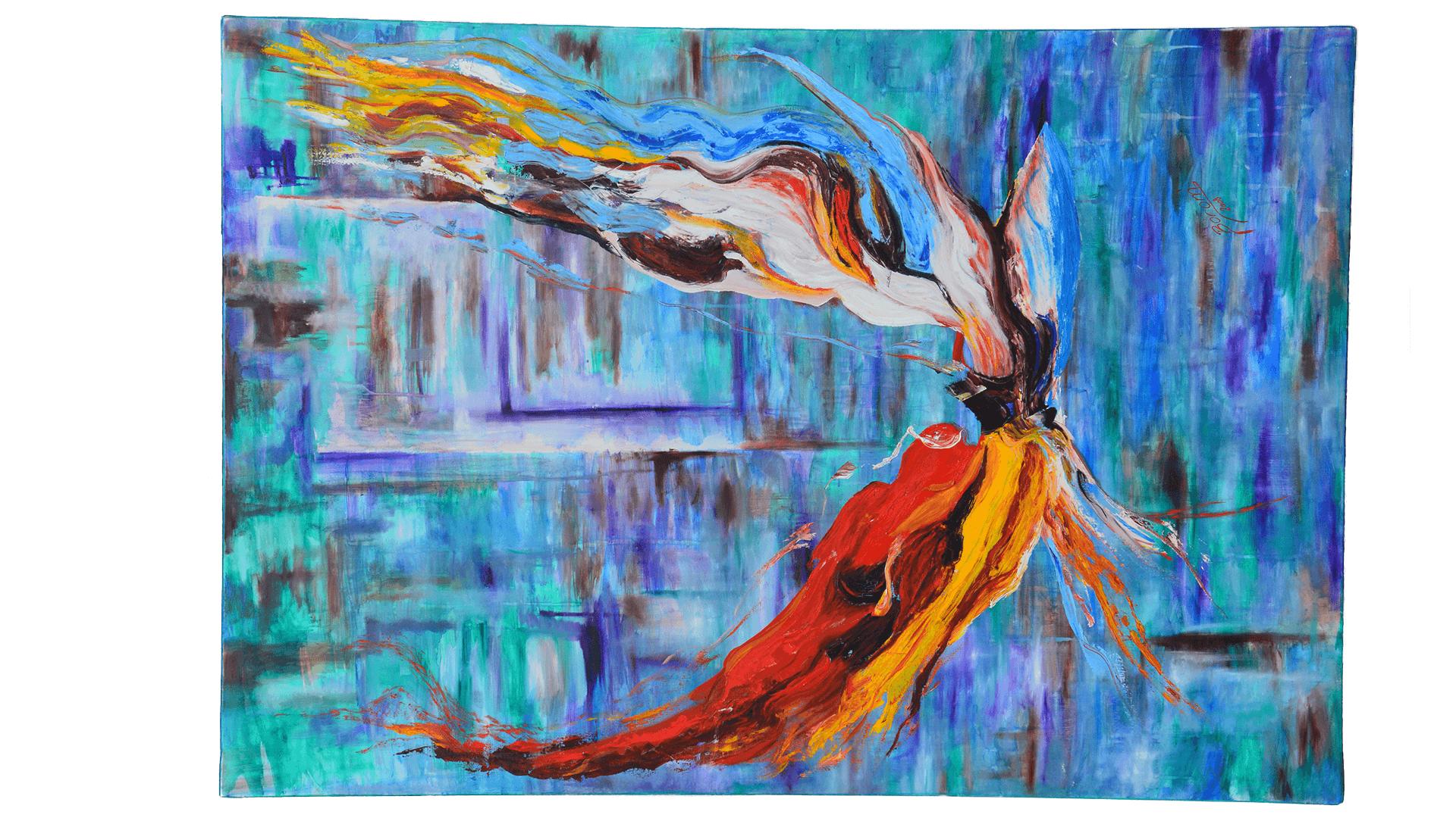 Borombovits Magdolna Felemelkedés – Ascension