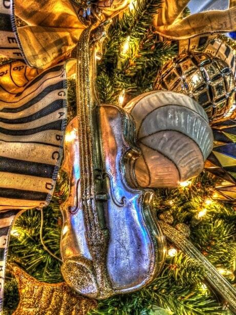 Karácsonyi hegedűjáték